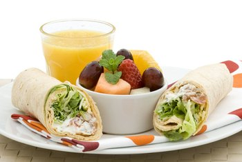 Healthy Lunches Set Children Up For Success