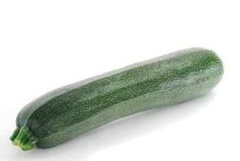 Zucchini is inexpensive and healthful.