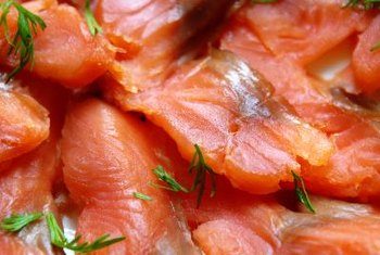 Salmon is packed with nutrition.