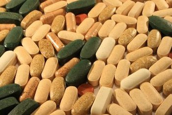 Vitamin supplements are often prescribed by doctors for people with vitamin deficiencies.