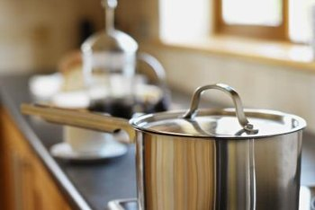 Despite their disadvantages, smooth-top electric ranges can lend elegance to a kitchen.