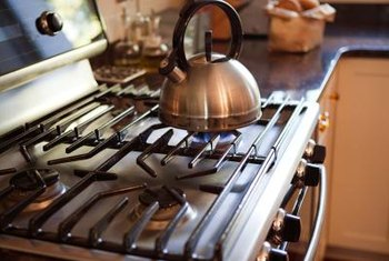 Your stove may use gas, but you still have to plug it in.