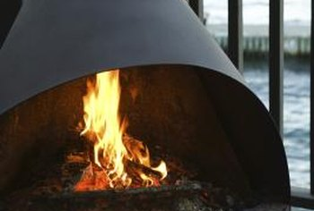 How to Burn Wood in Outdoor Fireplaces | Home Guides | SF Gate