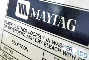 The Maytag Atlantis is a top-load washer with several speed and cycle options.