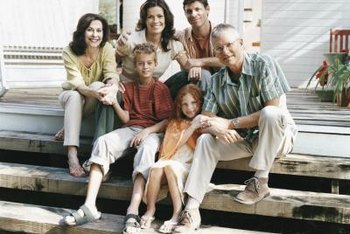 Oversized deck steps are safer and extend the usable deck space.