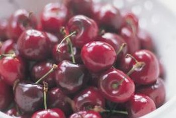 Eating cherries before a meal may help you lose weight.