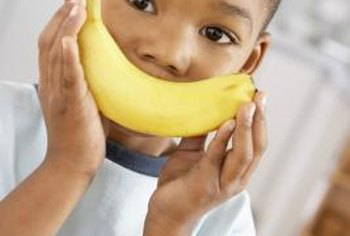 Bananas are a convenient, energy-boosting snack.