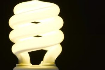 Federal and state authorities recommend certain procedures for disposing of CFL bulbs.