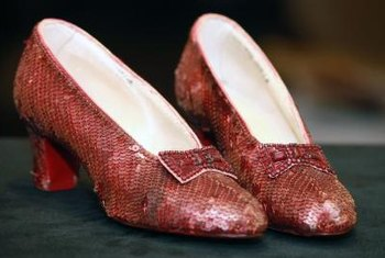 It won't take a $3 million pair of ruby slippers to magic your nursery into the Land of Oz.