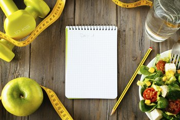 Approaching weight loss as a long-term goal helps you succeed.