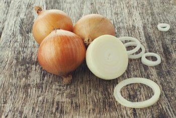 Yellow onions account for about 87 percent of onion production in the U.S.