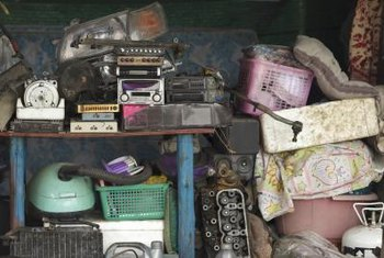 Clutter represents stuck energy -- and it will sap yours.