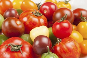 More tomato varieties are available by seed then if store bought.