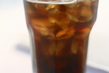 Diet soda isn't necessarily a healthier alternative to soda.