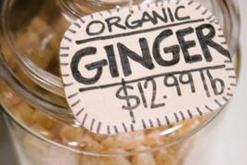 Candied ginger is known to ease nausea, reduce inflammation, and may even fight certain cancers.