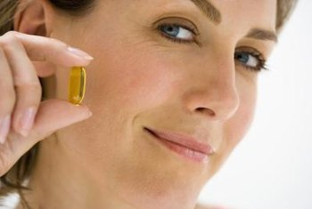 One fish oil capsule is generally enough to meet your needs.