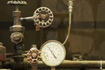 All boilers and water heaters require pressure-release valves.