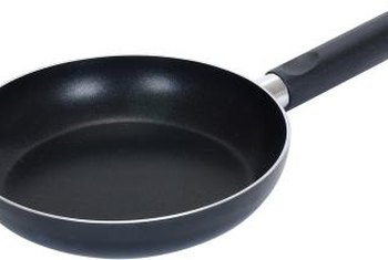 Many skillets and frying pans have a Teflon coating.