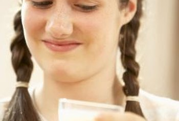Teens have good reasons to be wary of drinking protein shakes.
