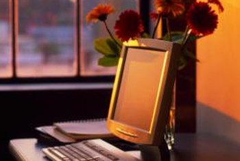 An east-facing window lets in the morning light on your desk.