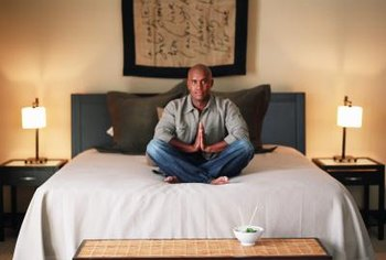 A Zen Bedroom Supports A Calm Approach To Life.