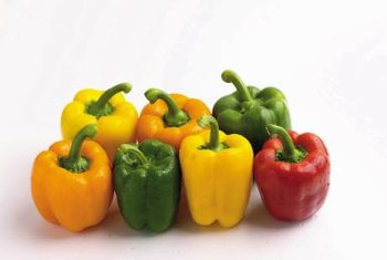 Peppers come from the tropics where temperatures are warm year round.