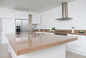 Kitchen Island Shapes kitchen island shapes and sizes | home guides | sf gate