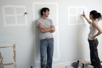 You can successfully paint over wallpaper as long as you do the required prep work beforehand.