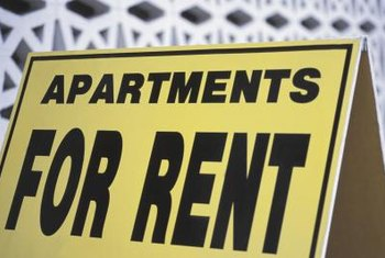 Property management companies do thorough background and financial checks before approving a tenant.