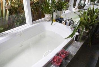 The Drain On A Whirlpool Tub Is Identical To A Bathtub Drain.
