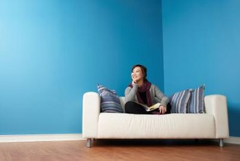 Protect white couches from colored spills with Scotchgard.