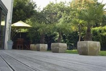 The Trex company continues to improve its decking products.