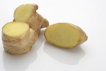 Ginger is safe even in large doses, but it can interact with some medications.