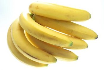Bananas provide electrolytes, including potassium.