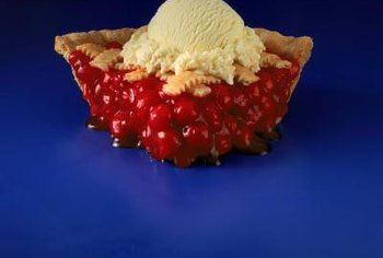 Tapioca's glossy sheen and freezer-friendliness make it a good choice for fruit pies.
