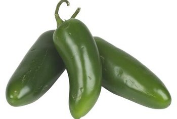 Jalapeno peppers are grown for the spicy kick they add to Mexican cuisine.