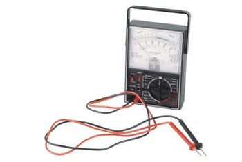A multimeter can help determine if your battery is dead.