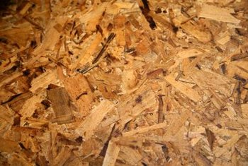 Particle board is also referred to as chipboard or flakeboard.