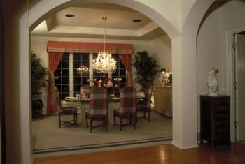 Captivating Columns Can Be Used To Brace Arches As Well To Add Further Detail.