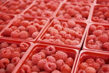 There are more varieties of raspberries than the traditional red
