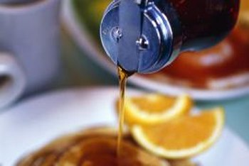 Real maple syrup contains no artificial ingredients.