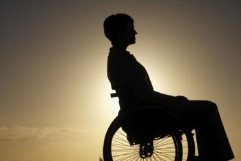 The Americans with Disabilities Act sets access standards for people confined to wheelchairs.
