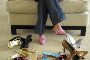 Without a storage solution, shoes can become clutter.