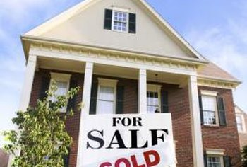 "Repossessed houses are sold ""as is"" after they've been foreclosed."
