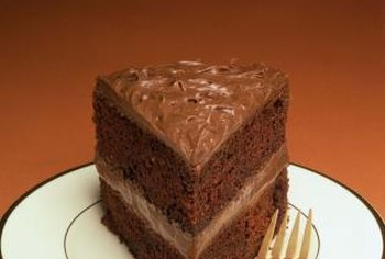 Follow the same guidelines whether using low-fat spreads in cakes, cookies, muffins or brownies.