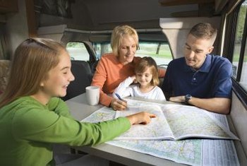 Give yourself some privacy on the road with window treatments for campers.