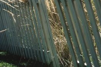 Fence pickets can be upcycled for projects around the home and garden.