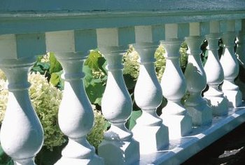 Plants that adorn a terrace provide both beauty and enhanced privacy.