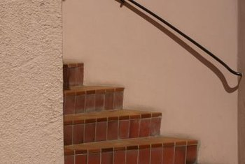 Tiling Stairs Begins With Creating A Level, Durable Surface.