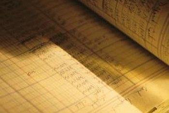 An accountant's ledger may not be what a carpenter means when he uses the word.